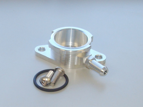 Billet AL Filler Neck