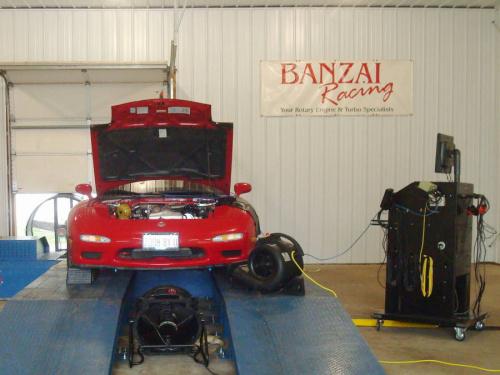 Banzai Racing Dyno