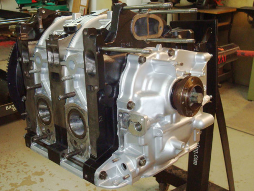Banzai Rebuilt Engine